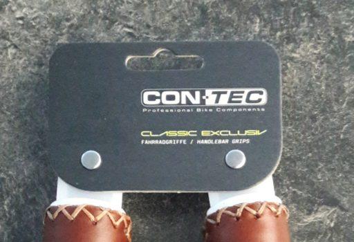 Ledergriffe von Contec Classic Exclusiv Geebee
