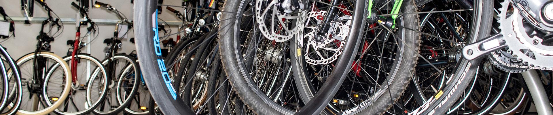 Fahrrad Garage Stade