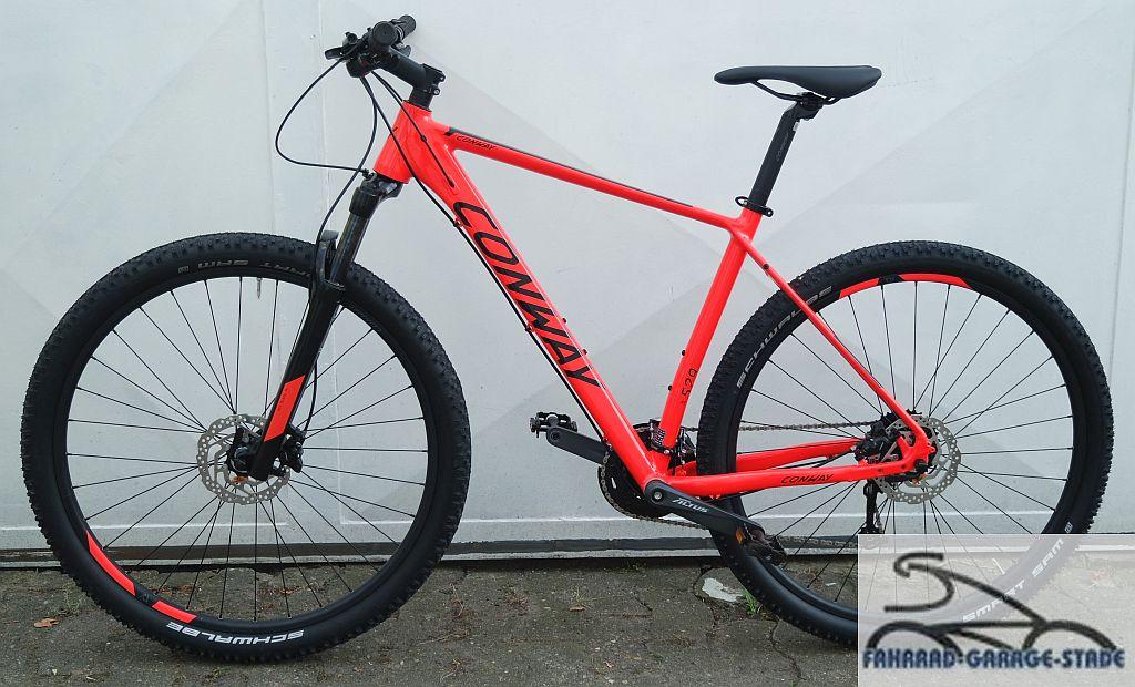 Verwonderlijk 29 Zoll Mountainbike von Conway MS529 - Fahrrad Garage Stade ED-91