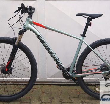 29 Zoll Mountainbike von Cannondale Trail 4