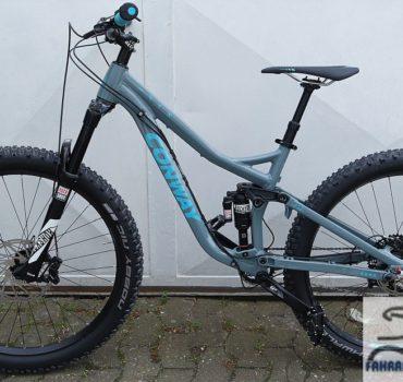 27,5 Zoll Mountainbike von Conway WME 727 Plus