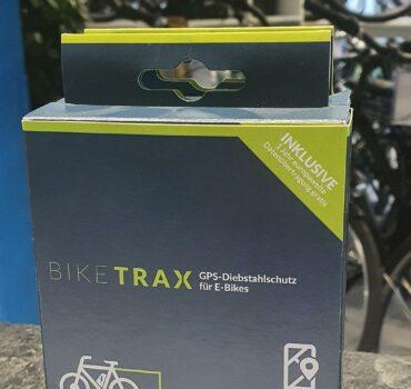 GPS-Tracker für Bosch E-Bikes von PowUnity BikeTrax