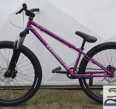 26 Zoll Dirtbike von Radio Asura