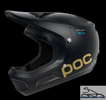 Downhill- und Enduro-Fullface-Helm von POC CORON AIR SPIN Fabio Ed.